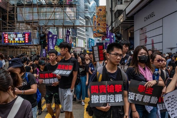 hong kong youth