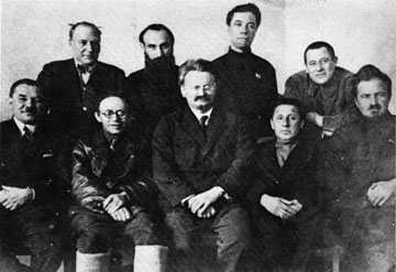 trotskyist left opposition 1927