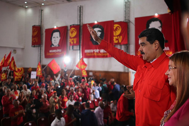 Maduro photo Lucha de ClasesRESIZE
