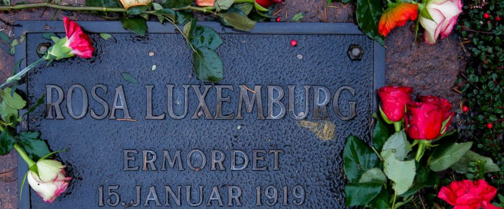 rosa luxemburg 100 years death